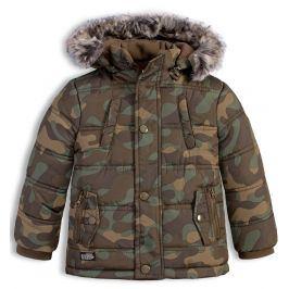 Dětská zimní bunda LOSAN SNOWBOARD khaki Velikost: 80