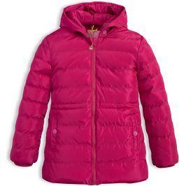 Dívčí zimní bunda LEMON BERET STAY WILD vínová Velikost: 152