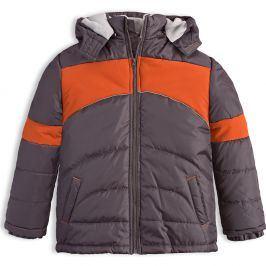 Chlapecká zimní bunda HW FLIX XL šedá Velikost: 140