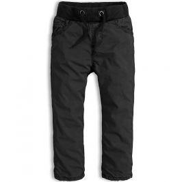Dětské termo kalhoty LOSAN FASHION černé Velikost: 116