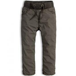 Dětské termo kalhoty LOSAN FASHION khaki Velikost: 98
