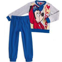 Chlapecké pyžamo DISNEY MICKEY MOUSE šedé Velikost: 98