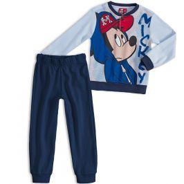 Chlapecké pyžamo DISNEY MICKEY MOUSE tmavě modré Velikost: 98