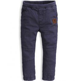 Dětské termo kalhoty KNOT SO BAD BEAR tmavě modré Velikost: 62