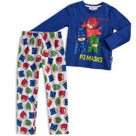 Chlapecké pyžamo PJ MASKS modré Velikost: 98