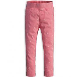 Dívčí kalhoty KNOT SO BAD WONDER růžové Velikost: 92