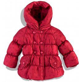 PICCOLO Kojenecká zimní bunda Babaluno HEART Velikost: 56-62