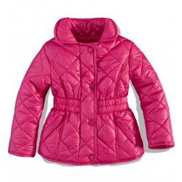 Dívčí bunda Minoti HELLO růžová Velikost: 80-86