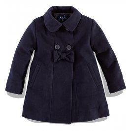 Dívčí kabát Minoti HELLO tmavě modrý Velikost: 80-86
