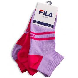 Dámské ponožky FILA 3 páry Velikost: 35-38