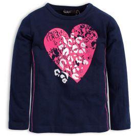 Dívčí tričko DIRKJE SHINE BRIGHT modré Velikost: 92