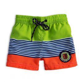 Chlapecké plavky KNOT SO BAD SURF zelené Velikost: 92