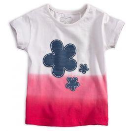 Dívčí tričko KNOT SO BAD FIORE růžové Velikost: 98
