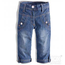 HW JEANS Dívčí 3/4 kalhoty Velikost: 110