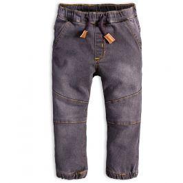 Chlapecké džíny KNOT SO BAD FREE STYLE šedé Velikost: 62