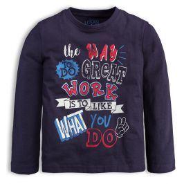 Chlapecké tričko LOSAN GREAT WORK Velikost: 98