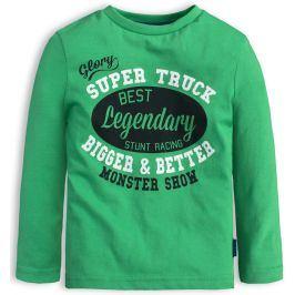 Chlapecké tričko KNOT SO BAD LEGENDARY zelené Velikost: 164