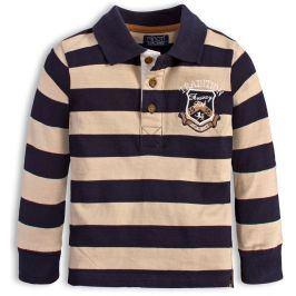 Dětské tričko polo MINOTI FENWAY tmavě modré Velikost: 80-86