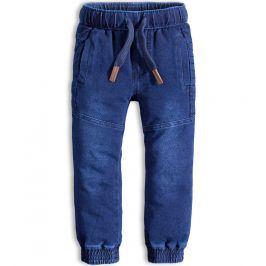 Chlapecké kalhoty KNOT SO BAD JOGGING modré Velikost: 92