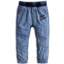 Dětské kalhoty KNOT SO BAD ALOHA středně modré Velikost: 62