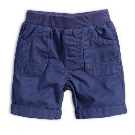Dětské šortky KNOT SO BAD BABY BOY tmavě modré Velikost: 62