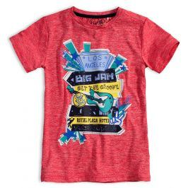 Chlapecké tričko KNOT SO BAD BIG JAM červené Velikost: 140