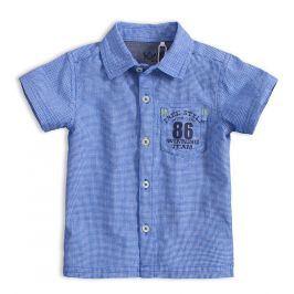 Dětská košile KNOT SO BAD FREE STYLE světle modrá Velikost: 62