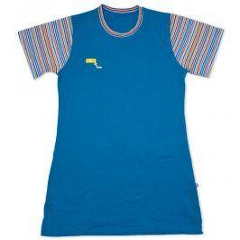 Noční košile KEY RAINBOW modrá Velikost: 134