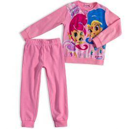 Dívčí pyžamo SHIMMER & SHINE DREAM světle růžové Velikost: 98