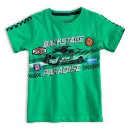 Chlapecké tričko LOSAN BACKSTAGE zelené Velikost: 92
