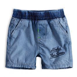 Dětské šortky KNOT SO BAD ALOHA středně modré Velikost: 62