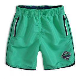 Chlapecké koupací šortky KNOT SO BAD DANGER zelené Velikost: 128