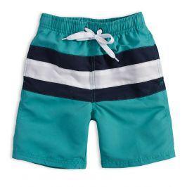 Chlapecké plavky KNOT SO BAD BOARD modré Velikost: 128