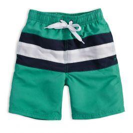 Chlapecké plavky KNOT SO BAD BOARD zelené Velikost: 128