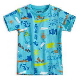 Chlapecké tričko LOSAN REBEL modré Velikost: 98