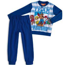 Chlapecké pyžamo PAW PATROL TEAM tmavě modré Velikost: 98