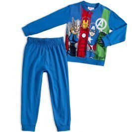 Chlapecké pyžamo MARVEL AVENGERS modré oceano Velikost: 98