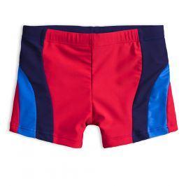 Chlapecké plavky KNOT SO BAD DIVING červené Velikost: 128