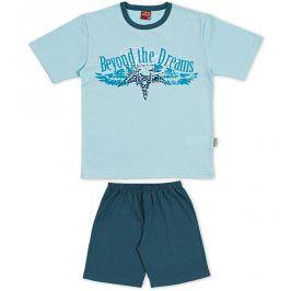Chlapecké pyžamo Kyly DREAMS modré Velikost: 128