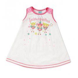 Dětská noční košile Kyly PRINCEZNY bílá Velikost: 92