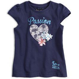 Dívčí tričko Mix´nMATCH PASSION modré Velikost: 98