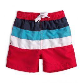 Chlapecké plavky KNOT SO BAD COOL BOY červené Velikost: 92