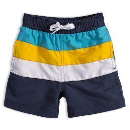 Chlapecké plavky KNOT SO BAD COOL BOY modré Velikost: 92