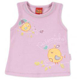 KYLY Dívčí tričko bez rukávů Velikost: 86