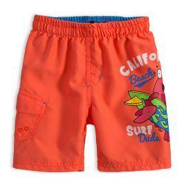 Chlapecké plavky LEMON BERET SURF DUDE oranžové Velikost: 98