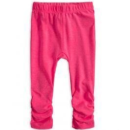 Leginy pro holčičky DIRKJE BRIGHT růžové Velikost: 80