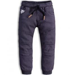 Chlapecké kalhoty KNOT SO BAD STAY COOL šedé Velikost: 92