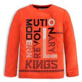 Chlapecké triko Mix´nMATCH KINGS oranžové Velikost: 98