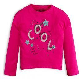 Dívčí tričko LOSAN COOL růžové Velikost: 128