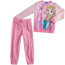 Dívčí pyžamo DISNEY FROZEN ELSA růžové quarzo Velikost: 98